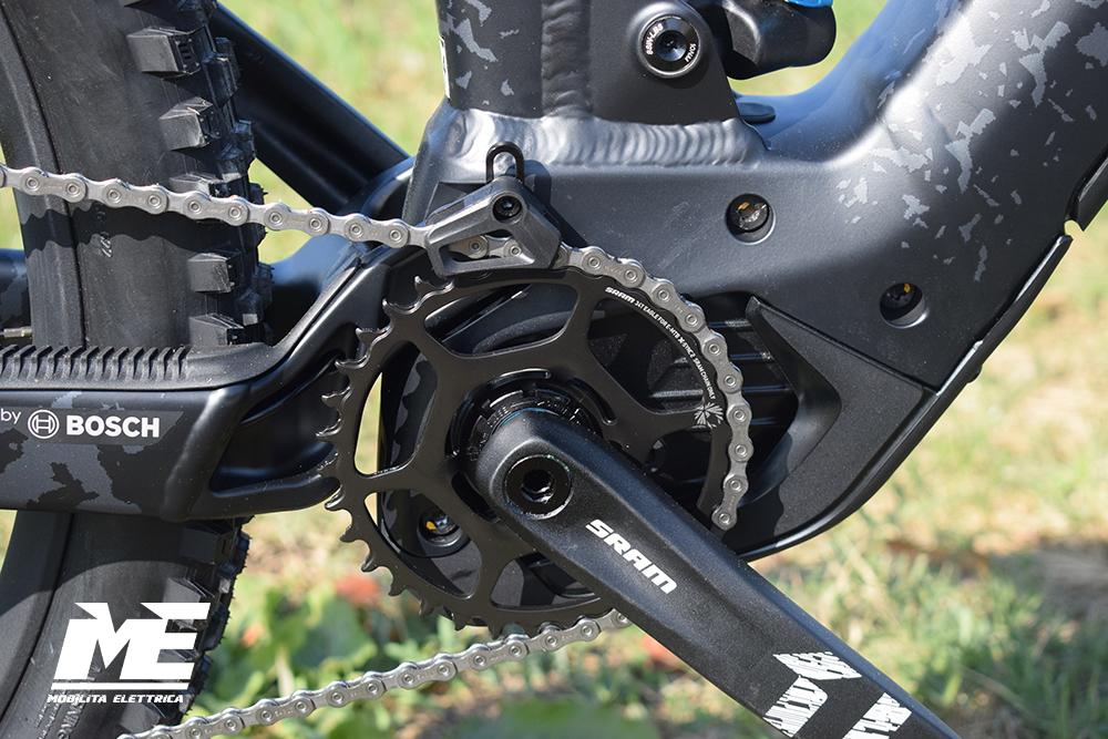 Scott ransom eride 910 tech3 ebike bosch 2021 bici elettrica mobe