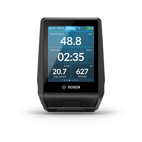 display colori bosch nyon 2021 touchscreen mobilita elettrica 2