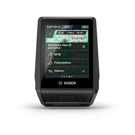 display colori bosch nyon 2021 touchscreen mobilita elettrica 3