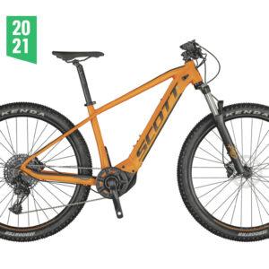 scott aspect eride 920 arancione bosch ebike 2021 bici elettrica bologna mobe 2