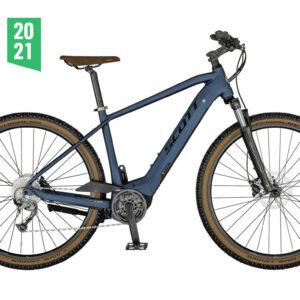 scott sub cross eride 30 men bosch ebike 2021 bici elettrica bologna mobe 2