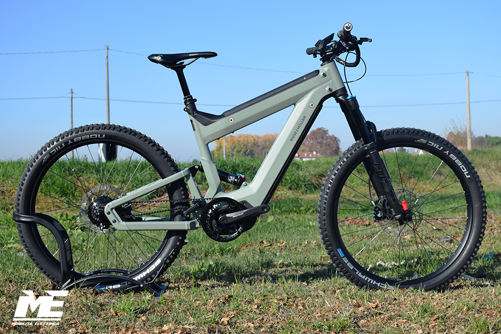 Riese Muller superdelite mountain rohloff ebike bosch 2021 doppia batteria bici elettrica mobe