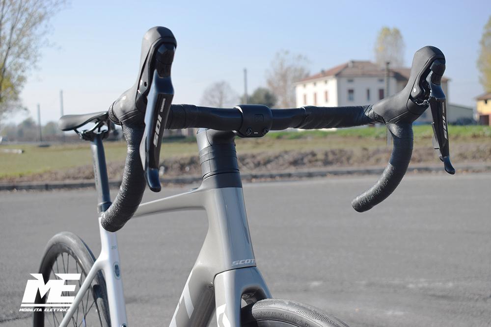 Scott addict eride 20 tech7 ebike corsa 2021 bici elettrica mobe