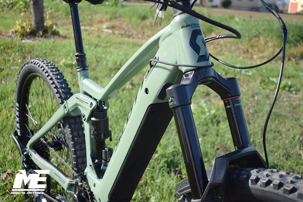 Scott ransom eride 920 tech10 ebike bosch 2021 bici elettrica mobe