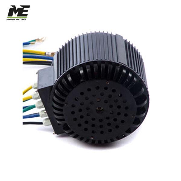 motore elettrico entrobordo 10kw raffreddamento aria mobe