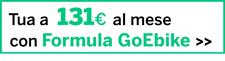 131 rata finanziamento go ebike mobe bici elettrica bologna