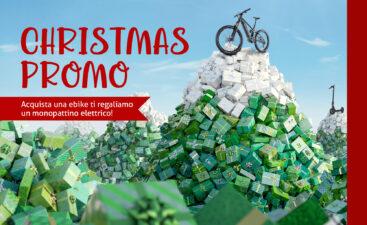 Promo natale 2021 mobilita elettrica bici elettriche sconti occasioni ebike sito