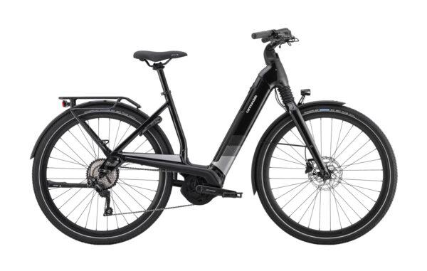cannondale mavaro neo 5+ nero ebike 2021 bosch bici elettrica bologna mobe