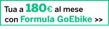 180 rata finanziamento go ebike mobe bici elettrica bologna