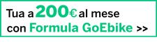 200 rata finanziamento go ebike mobe bici elettrica bologna