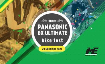 Ebike test nuovo panasonic gx ultimate flyer 29 gennaio 21