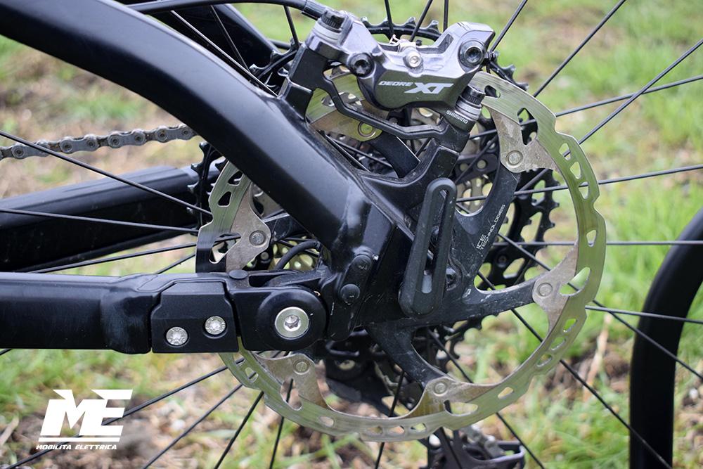 Flyer uproc 7 4-10 tech10 ebike nuovo panasonic 2021 bici elettrica mobe
