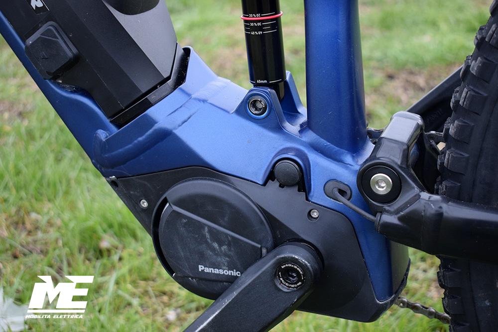 Flyer uproc 7 4-10 tech11 ebike nuovo panasonic 2021 bici elettrica mobe