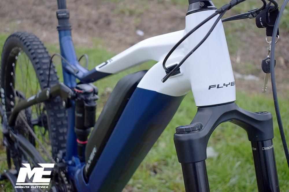 Flyer uproc 7 4-10 tech13 ebike nuovo panasonic 2021 bici elettrica mobe