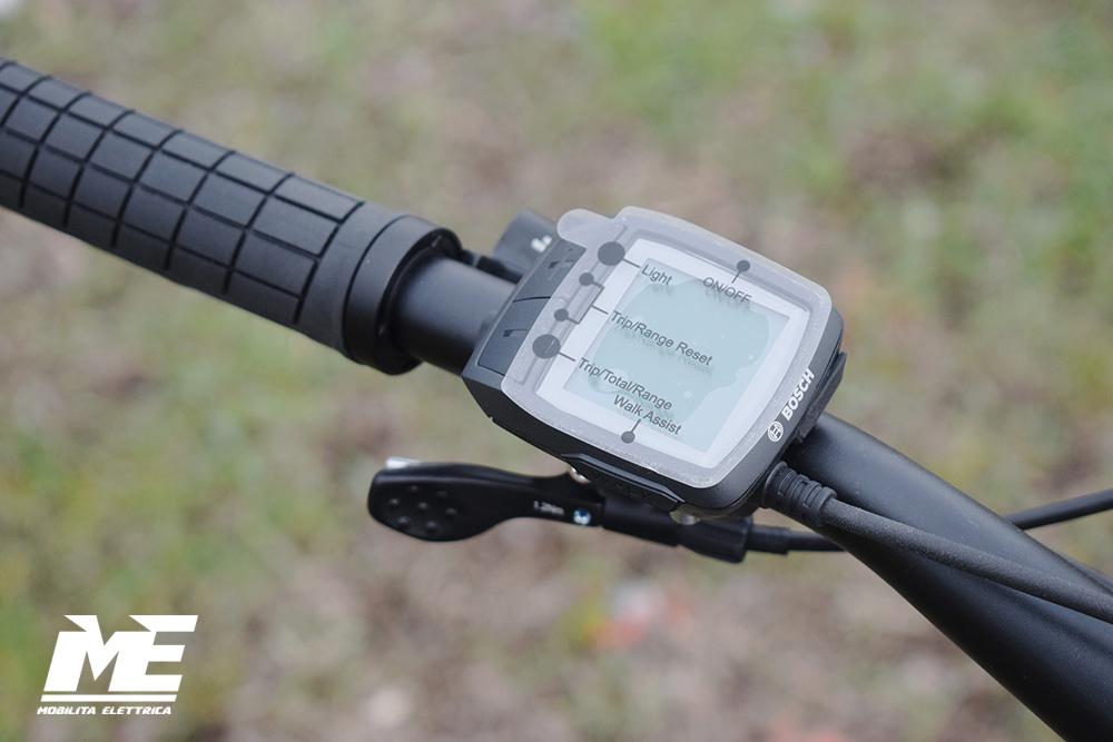 Flyer uproc3 4-10 doppia batteria tech12 ebike bosch bici elettrica bologna mobe