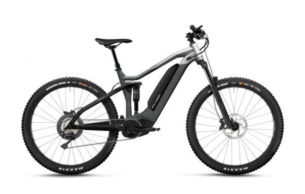 Flyer uprock7 4-10 grigio ebike 2021 panasonic bici elettrica bologna mobe