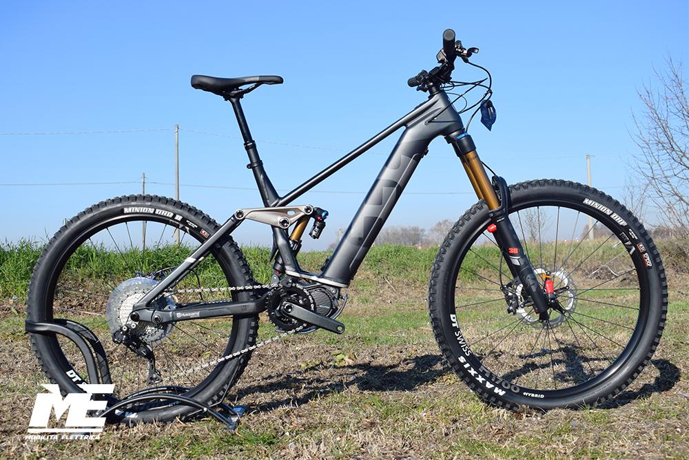 Husqvarna hard cross hc 9 1 ebike nuovo shimano 2021 bici elettrica mobe