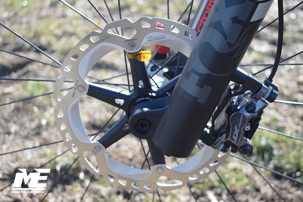 Husqvarna hard cross hc 9 tech11 ebike nuovo shimano 2021 bici elettrica mobe