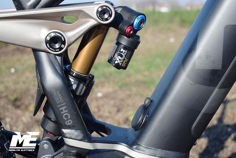 Husqvarna hard cross hc 9 tech8 ebike nuovo shimano 2021 bici elettrica mobe