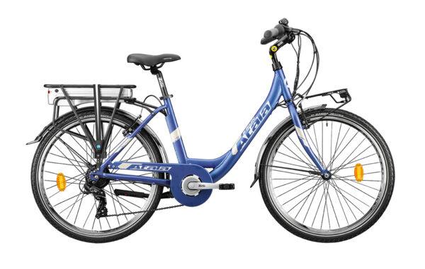 atala e-run 6-1 360 ebike citta donna 2021 bici elettrica bologna mobe