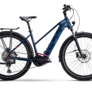 husqvarna gran tourer gt 5 gent donna nuovo shimano ebike 2021 bici elettrica bologna mobe