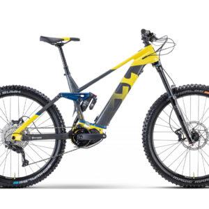 husqvarna hard cross hc 6 nuovo shimano ebike 2021 bici elettrica bologna mobe