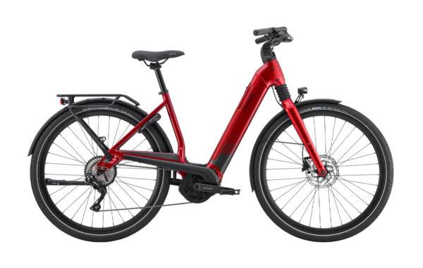 cannondale mavaro neo 5+ rosso ebike 2021 bosch bici elettrica bologna mobe