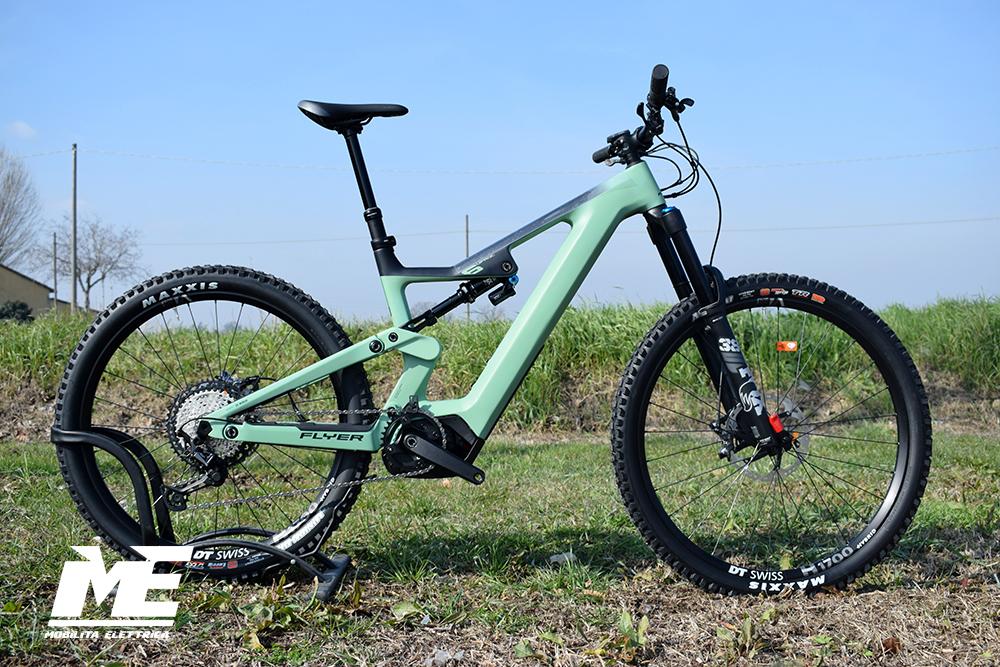 Flyer uproc6 8-70 1 ebike bosch 2021 bici elettrica mobe