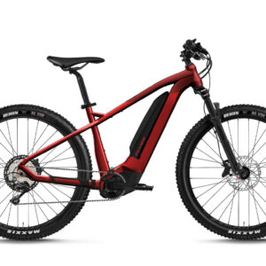 Flyer uprock2 2-10 rosso ebike 2021 panasonic bici elettrica bologna mobe