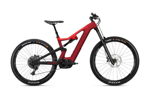Flyer uproc6 6-50 rosso ebike 2021 bosch bici elettrica bologna mobe
