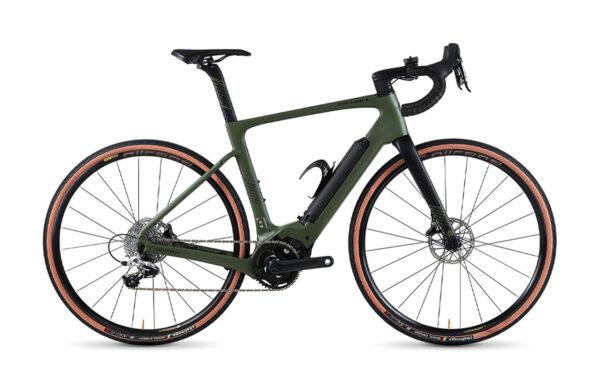 Guerciotti brera 1 ebike 2021 polini bici elettrica gravel bologna mobe