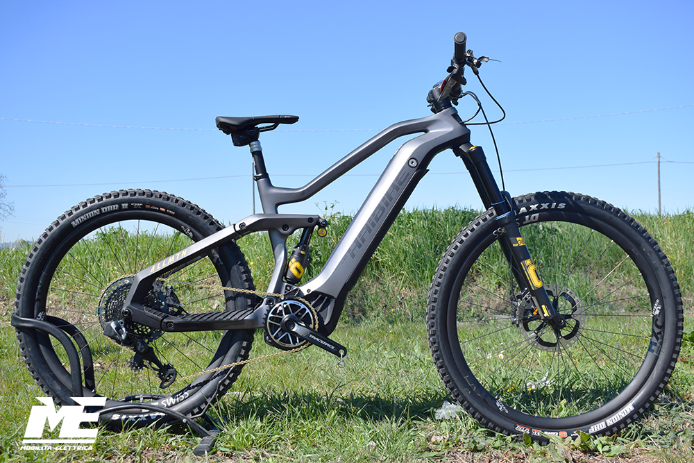 Haibike allmtn se special edition 1 ebike yamaha 2021 bici elettrica mobe