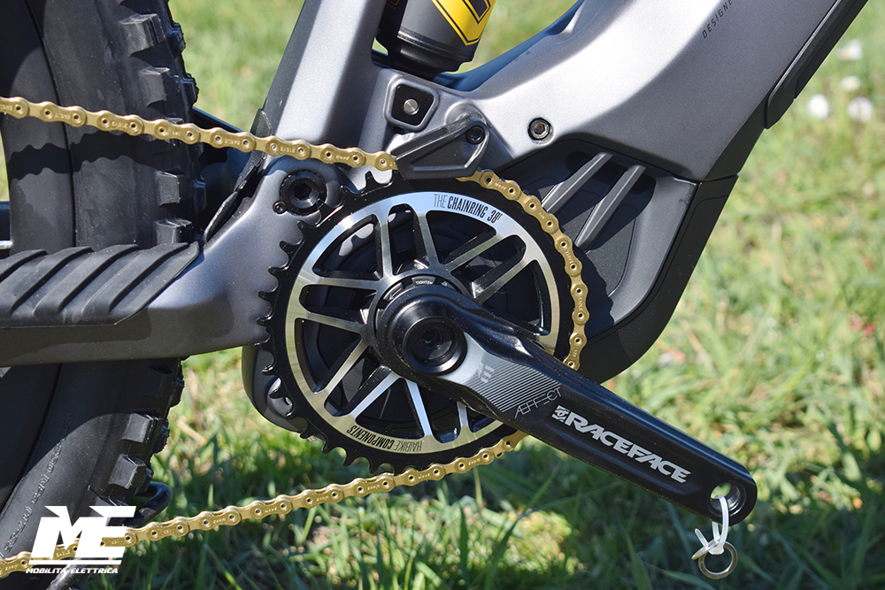 Haibike allmtn se special edition tech1 ebike yamaha 2021 bici elettrica mobe