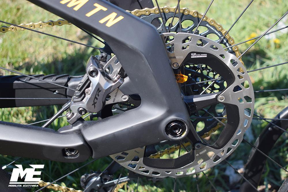 Haibike allmtn se special edition tech11 ebike yamaha 2021 bici elettrica mobe