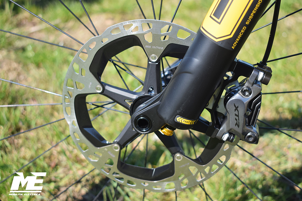 Haibike allmtn se special edition tech15 ebike yamaha 2021 bici elettrica mobe