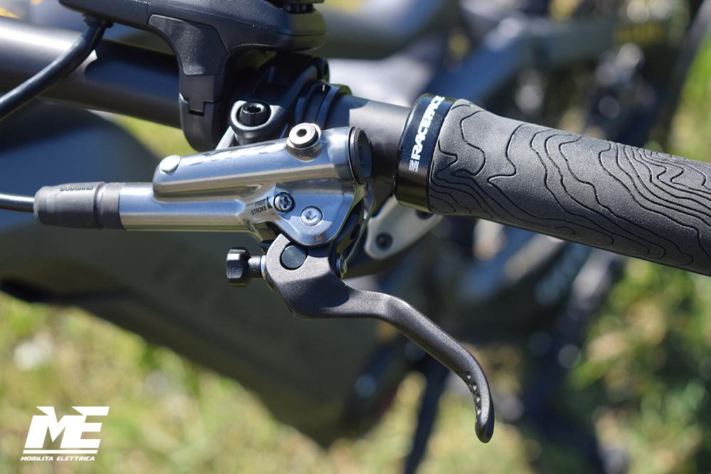 Haibike allmtn se special edition tech19 ebike yamaha 2021 bici elettrica mobe