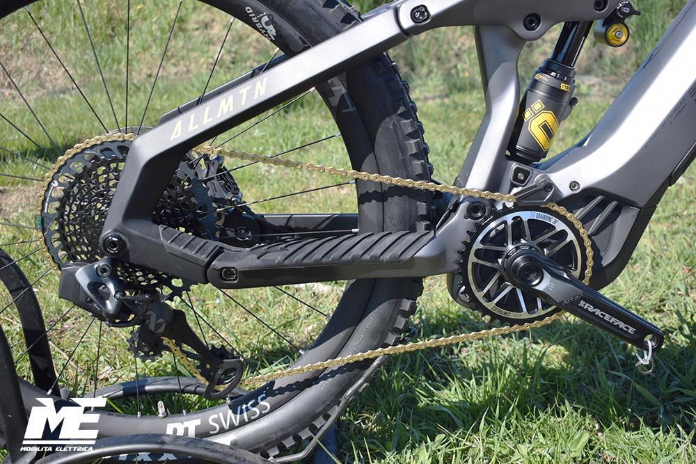 Haibike allmtn se special edition tech5 ebike yamaha 2021 bici elettrica mobe