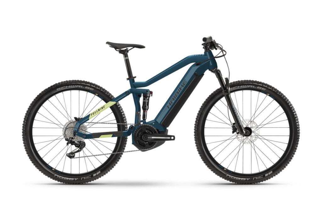 Haibike fullnine 5 ebike 2021 yamaha bici elettrica bologna mobe