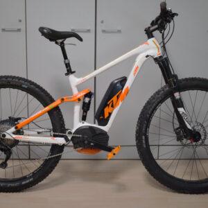 KTM Macina Kapoho 11 cx5 ebike usata occasione bici elettrica conto vendita