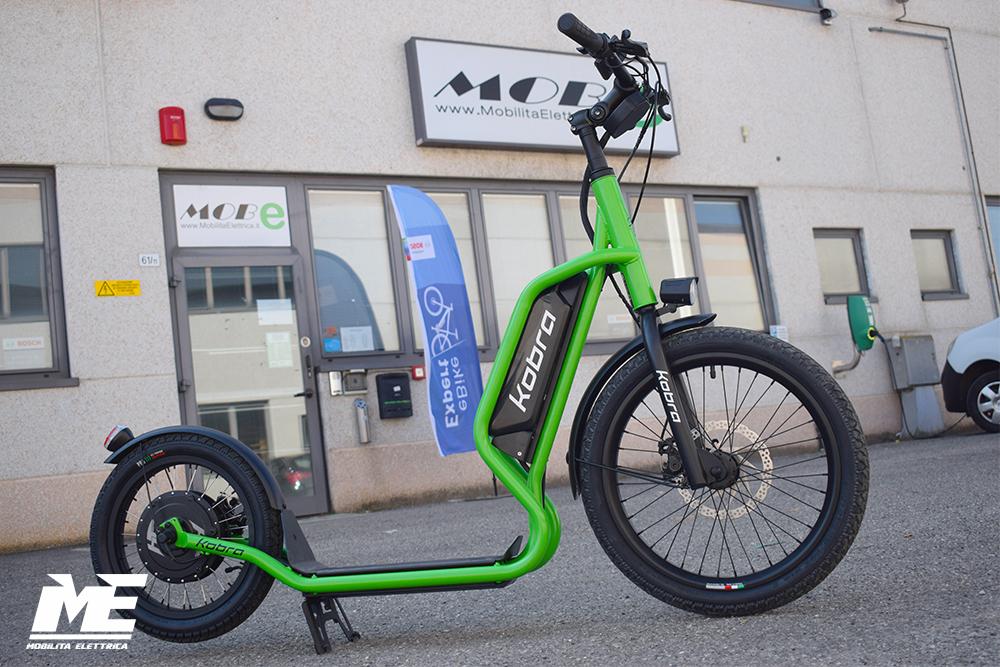 Kobra e-scooter 1 monopattino elettrico