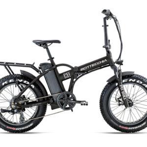 bottecchia be01 pit bull nero ebike pieghevole 2021 bici elettrica bologna mobe