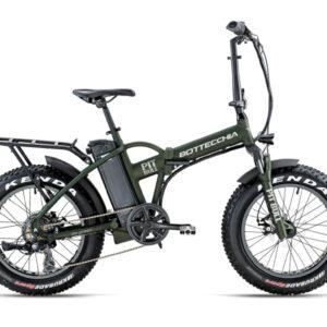 bottecchia be01 pit bull verde ebike pieghevole 2021 bici elettrica bologna mobe