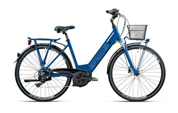 bottecchia be17 lady blu etr3 ebike citta 2021 bici elettrica bologna mobe