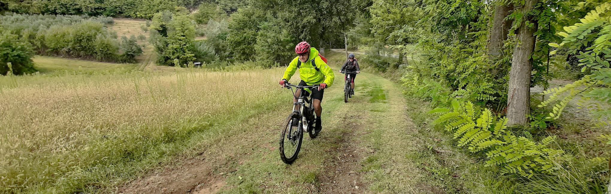 mobe tour da bologna a dozza escursione ebike bici elettrica 2