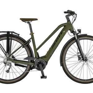 scott sub tour eride 30 lady bosch ebike 2021 bici elettrica citta bologna mobe