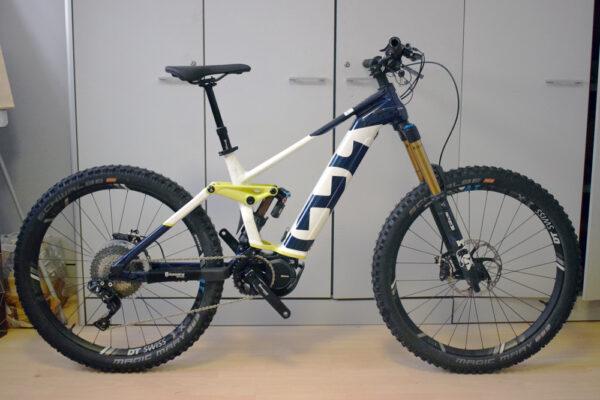 Husqvarna Hard Cross HC 9 ebike usata bici elettrica occasione
