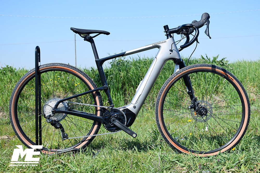 Cannondale-Topstone Neo Carbon Lefty 3 1 ebike gravel bosch 2021 bici elettrica mobe