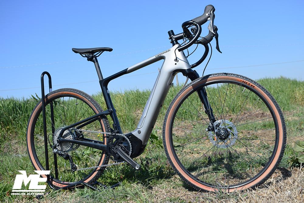 Cannondale-Topstone Neo Carbon Lefty 3 3 ebike gravel bosch 2021 bici elettrica mobe