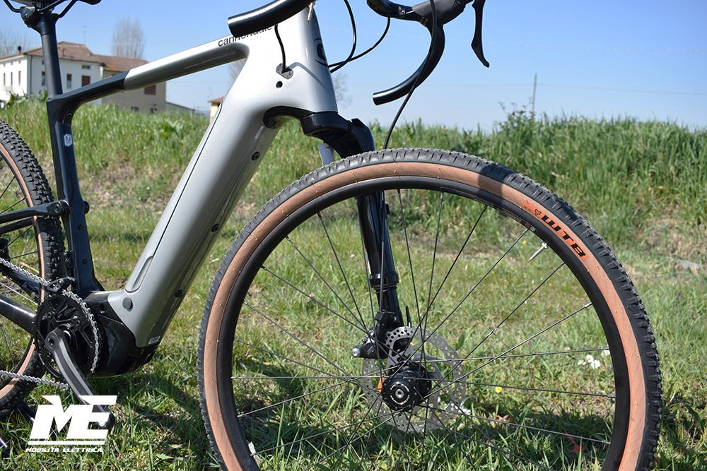 Cannondale Topstone Neo Carbon Lefty 3 tech12 ebike gravel bosch 2021 bici elettrica mobe