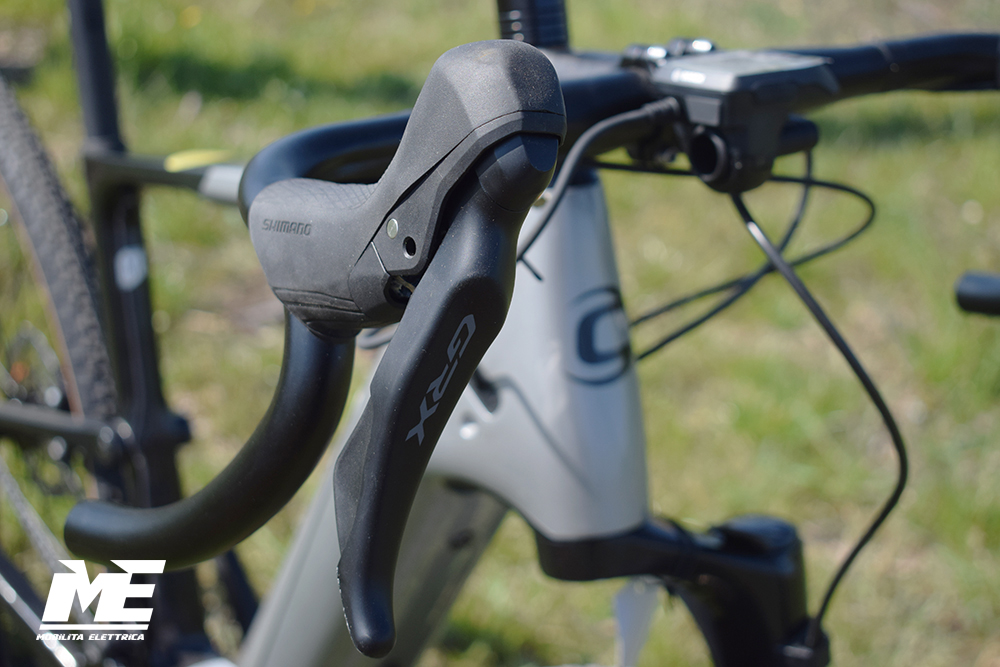 Cannondale Topstone Neo Carbon Lefty 3 tech14 ebike gravel bosch 2021 bici elettrica mobe